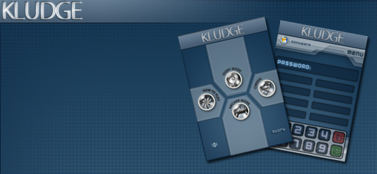 Kludge iphone/ipod mastermind puzzle app